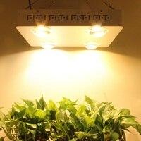 CREE CXB3590 400W 3500K COB LED Grow Light Full Spectrum 48000LM = HPS 600W Growing Lamp Indoor Plant Growth Lighting Panel