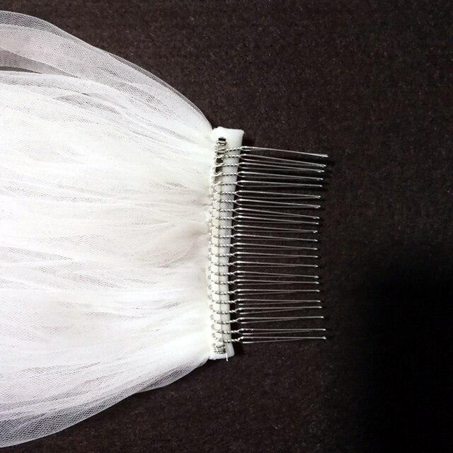Фото фата цвета слоновой кости длинная светильник ата из тюля свадебная цена