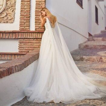 Robe Mariage Bohème Romantique Sarah