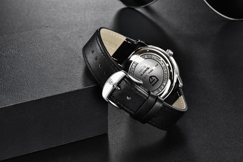 Часы  PAGANI  PD-1654