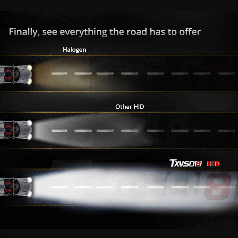 2 قطعة 12V 55W زينون H7 طقم تحويل HID H1 H3 H11 9005 لمبة السيارات سيارة العلوي مصباح 3000k 4300k 5000K 6000k 8000K 12000K