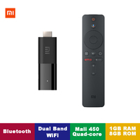 Xiaomi Mi TV Stick Smart TV Remote Control 2K HDR Quad Core 1GB RAM 8GB ROM Bluetooth 4.2 5G Wifi With Google Assistant EU