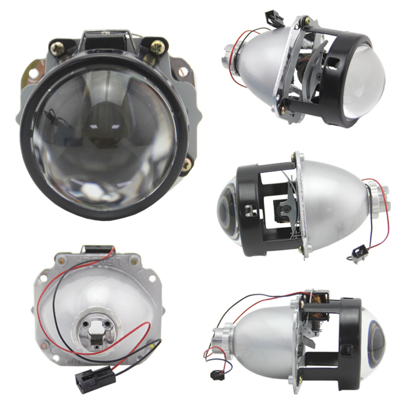 2-5inch-d2s-d2h-Bi-xenon-hid-Projector-lens-car-assembly-kit-2-5-2-8 8