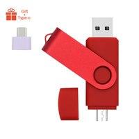 Red OTG USB 2.0