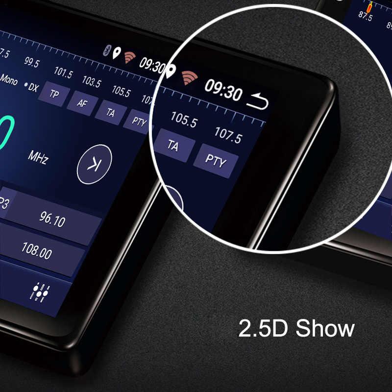 2G + 32G 10 Inch 2 DIN Android 9.1 Máy Nghe Nhạc Đa Phương Tiện Cho Mitsubishi Asx 2010-2017 tự Động Phát Thanh 2 Din Định Vị GPS FM Đầu Ghi Hình Camera