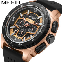 Top Luxury Brand Fashion Military Quartz Dive 30M  Watch Men Sports Waterproof Shockproof Wrist Watches Clock