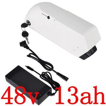 36V 48V Electric Bike Battery 36V 48V 10Ah 13Ah 15Ah Ebike Lithium battery use samsung cell for Bafang BBS01 BBS02 BBSHD motor