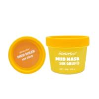 1pcs 100g 24K Gold Mud Mask Deep Cleansing Mask Shrink Pore Removal Blackhead Moisturizing Peel Mask Facial Skin Care Products 5