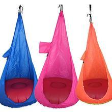 Детское прочное кресло-гамак для детей, качели для детей, удобное подвесное сиденье для использования в помещении и на улице
