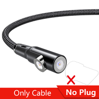 No Plug Only Cable B