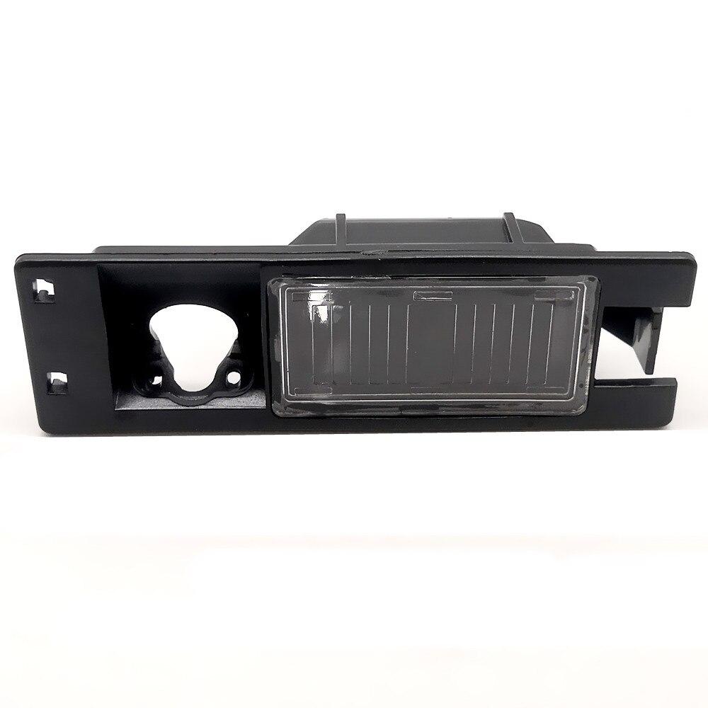 YIFOUM Auto Rückansicht Kamera Halterung Lizenz Platte Lichter für Chevrolet Holden Volt Vauxhall Meriva/Fiat Panorama Doblo 263