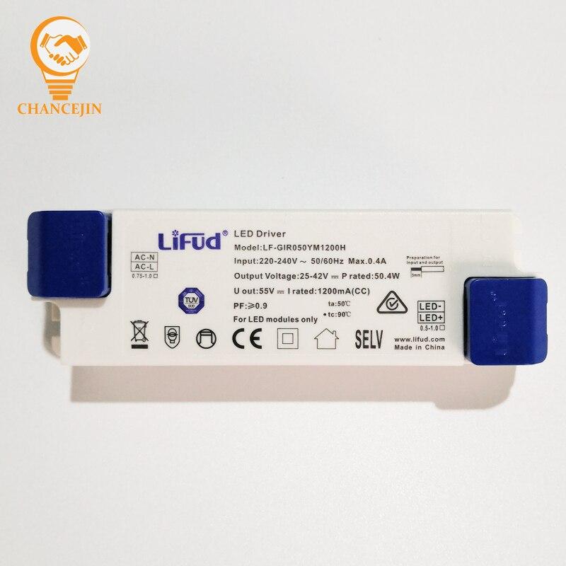 Светодиодный драйвер LiFud LF-GIRxxxYM Серии LF-GIRxxxYS, светодиодный трансформатор, вход 220-240 В, выход мА, мА