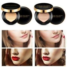 Crema BB con cojín de aire protector solar, corrector, base de maquillaje hidratante, crema facial blanqueadora desnuda, cosmética TSLM1