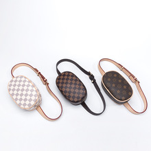 Single Shoulder Pockets Phone Bag Ladies Pu Leather Casual Chest 2019