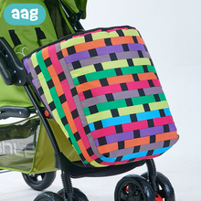 AAG Baby Stroller Accessories Sleeping Bag for Footmuff Newborns Cocoon Envelope Discharge Strollers Reshuffle