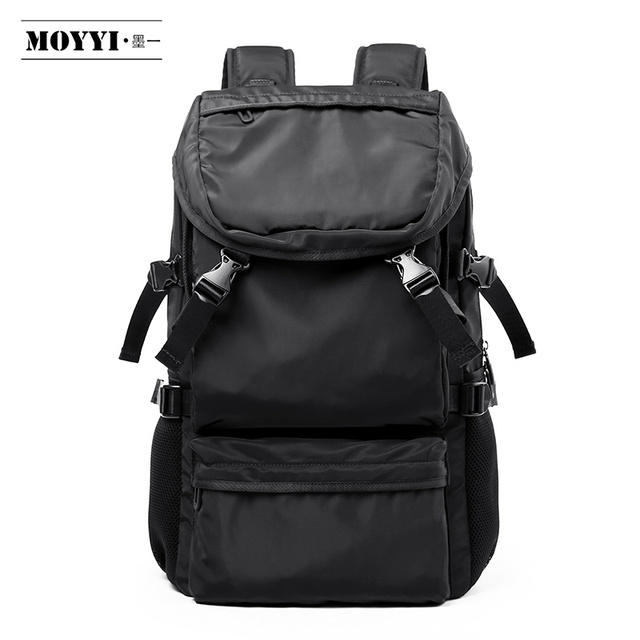 MOYYI 2019 NEW Style Backpacks lightweight with Large Capacity Detachable Flip Two in One Backpacks Men Bag
