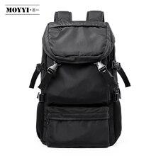 Moyyi 2019 novo estilo mochilas leve com grande capacidade destacável flip dois em um mochilas saco masculino