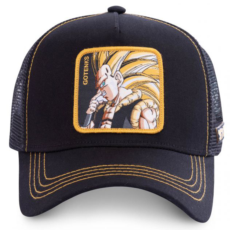 Casquette-Caplabs-Dragon-Ball-Goku-Noir-(1)
