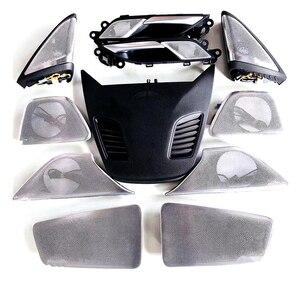 Image 5 - Ledツイーターbmw G30フロントリアドアスピーカーセンターコントロールミッドスピーカーサイドドアスピーカーライトグローランプbocinas