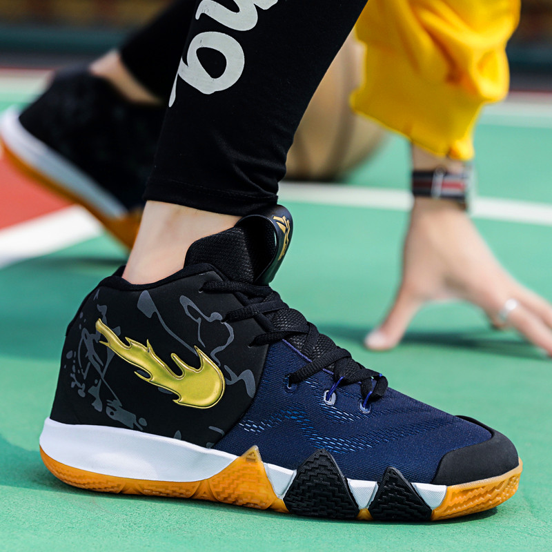 Image 4 - New mens stadium training special competition basketball shoes mens casual shoes adult comfortable breathable sports shoesMens Casual Shoes   -