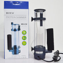 BOYU WG 308 WG 310 Nano Aquarium Interne Protein Skimmer Sump Pumpe für Salzwasser Marine Riff Nadel Rad Venturi Pumpe 220V
