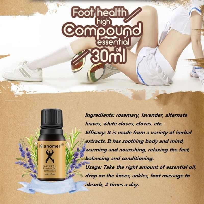 Altezza Crescente Piede Olio Salute E Bellezza Prodotti Crescere più alto di Olio Essenziale di Promot Crescita Ossea Medicina Del Corpo