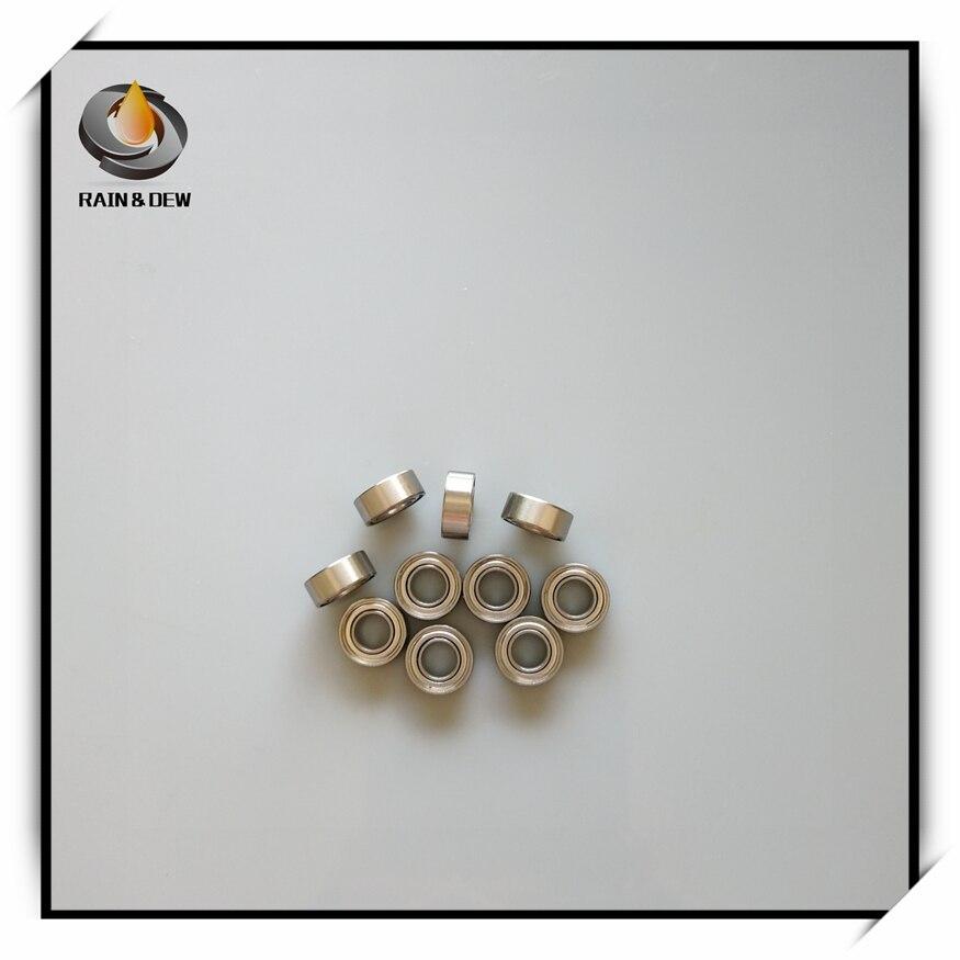 MR105zz Bearing 5*10*4 Mm ( 10 PCS ) ABEC-7 Miniature MR105 Z ZZ High Precision MR105Z Ball Bearing