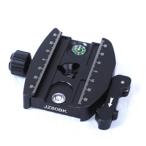 Image 2 - iShoot Metal Lever Clamp for Gitzo GH1780 GH2780 GH3780 Series & RRS Tripod Ball Head and Manfrotto ARCA SWISS Fit Camera