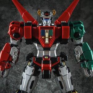 Image 5 - In Voorraad Titan Power Titanpower Tp TP 01 TP01 Titan Beest Koning Chogokin Voltron W/Led Action Figure