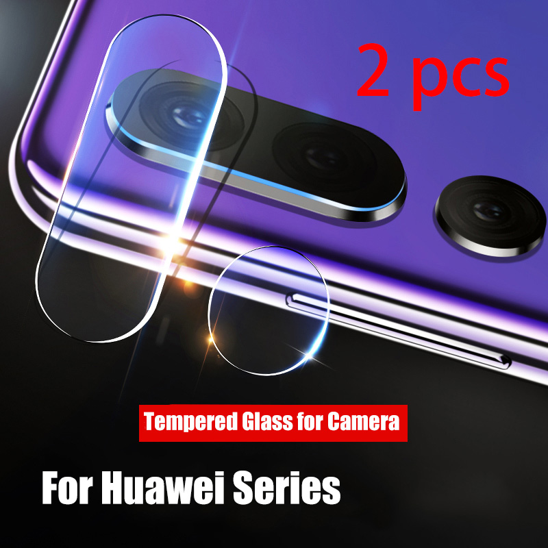 2 Pcs! Flexible Phone Lens Glass For Huawei P30 Pro P20 Lite P10 P9 Plus Camera Lens Protector For Huawei P Smart Plus