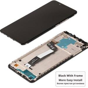 Image 2 - Dla Xiaomi Redmi Note 5 wyświetlacz LCD + ekran dotykowy nowy ekran wymiana zespołu Digitizer dla Xiaomi Redmi Note5 Pro/Note5