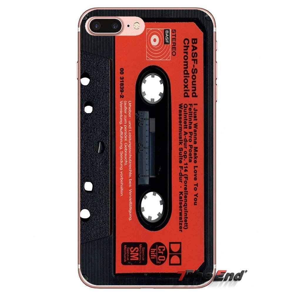 Kassette Für Samsung Galaxy J1 J2 J3 J5 J7 A3 A5 A7 2015 2016 2017 J330 J530 J730 Transparent weichen Fällen Abdeckungen