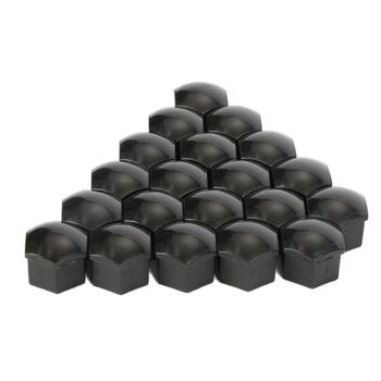 20pcs 17mm Wheel Nut Bolt Head Cover Cap Protective Bolt Car Auto Screw Exterior Decoration Special Socket Protection Dust Proof image