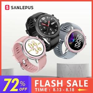 SANLEPUS 2020 NEW Smart Watch Sport Heart Rate Monitor Waterproof Fitness Bracelet Men Women Smartwatch For Android Apple Xiaomi(China)