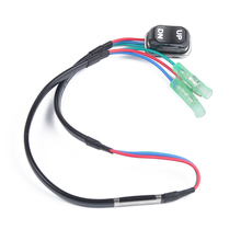 Switch-Assembly Outboard Yamaha Motor Boat Trim Remote-Controller 4-Stroke for 703-82563-02-00