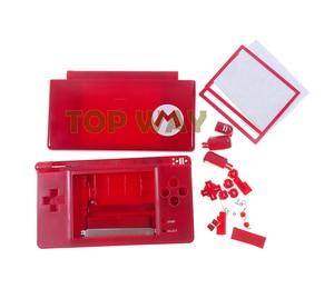 Image 5 - 1set In Edizione Limitata Pieno Custodia di Ricambio Borsette Per Nintendo DS Lite DSL NDSL NDS Lite con Bottoni Viti kit
