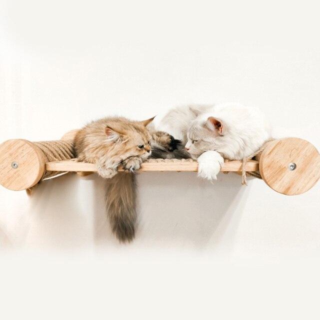 Купить новый плавающий кот гамак кровать дом сизаль когтеточка кошка картинки цена