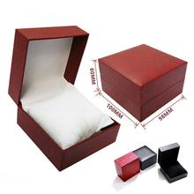 Jewelry Box Jewelry Organizer Square Bracelet Watch Jewelry Display Case Storage Box Gift Holder Organizer jewellery Box New Hot