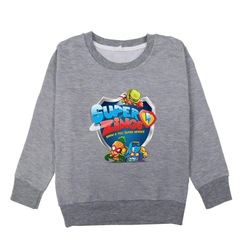 Kids Boys Girls Game Long Sleeve Hoodies Casual Sweatshirts Jumper T-Shirt Tops