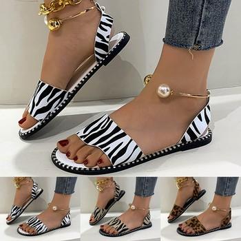 Sandały damskie sandały obuwie oddychające sandały mieszkania Slip-on sandały z wystającym palcem sandały plażowe меженские D4 tanie i dobre opinie MUQGEW CN (pochodzenie) Mieszkanie (≤1cm) Na co dzień GLADIATORKI Płaskie z Pokryte pasek z klamrą Dobrze pasuje do rozmiaru wybierz swój normalny rozmiar