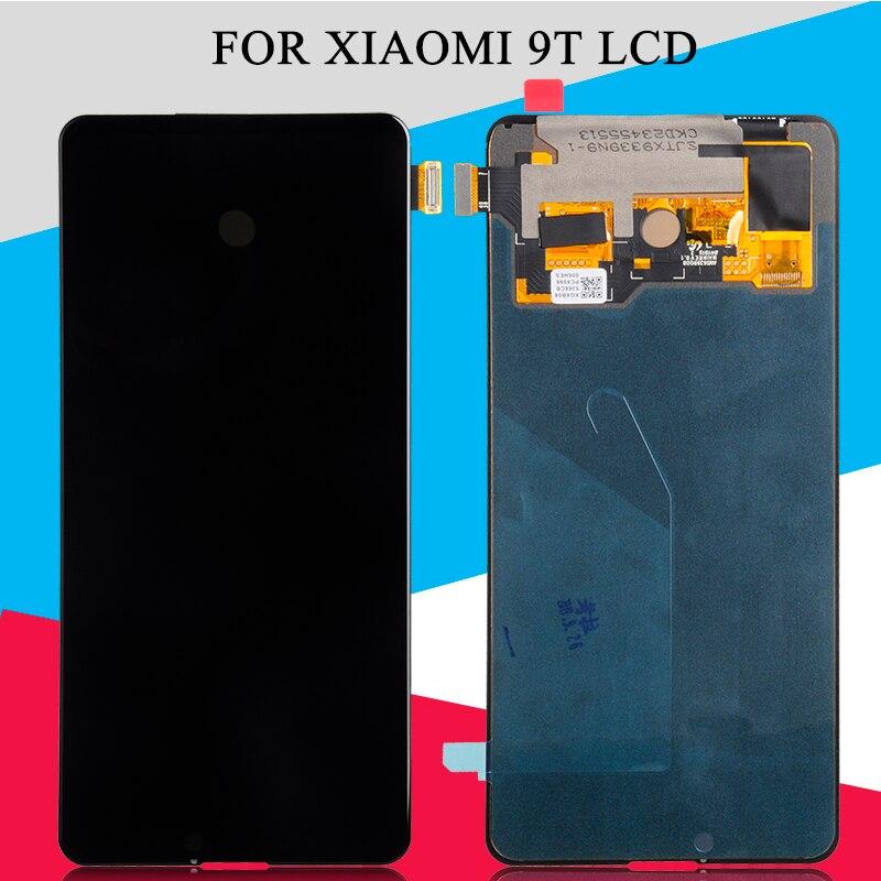 Catteny 6.39 pouces MI9T affichage pour Redmi K20 Pro Lcd K20 écran tactile numériseur assemblée pièces de réparation pour Xiaomi 9T Lcd