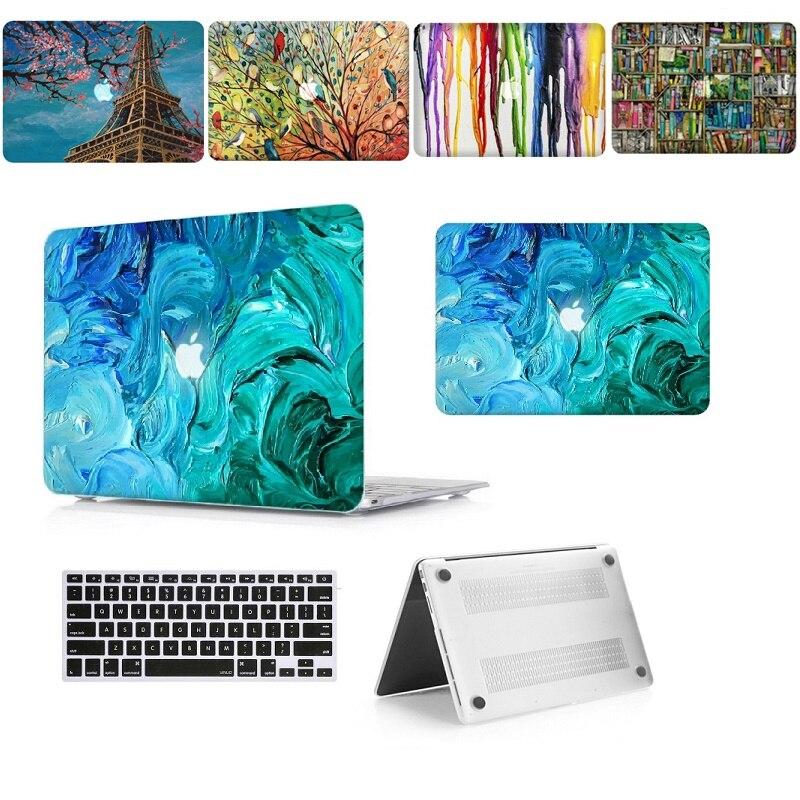 2020 nouveau étui pour ordinateur portable portable tablette coque clavier housse sac manchon pour Apple Macbook Pro Retina Touch Bar Air 11 12 13 15 16