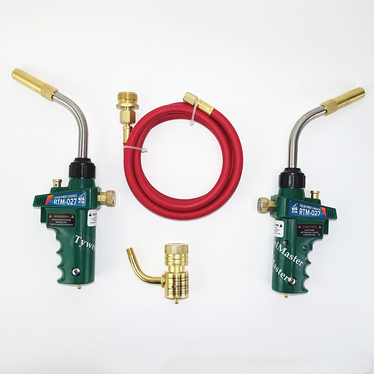 Torch 5m 1 Quenching CGA600 BBQ Heating Tool Hose Brazing Piezo Professional Plumbing Flame Ignition HVAC Gas Mapp Torch Welding