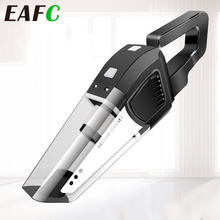 Car-Vacuum-Cleaner Handheld Wet Auto Portable Wireless/wired Home USB 120W for Dual-Use