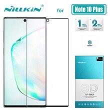 Для Samsung Galaxy S20 Ultra S10 S8 S9 Plus S10E Nillkin 3D полное покрытие закаленное стекло Защита экрана для Samsung Note 10 9 8