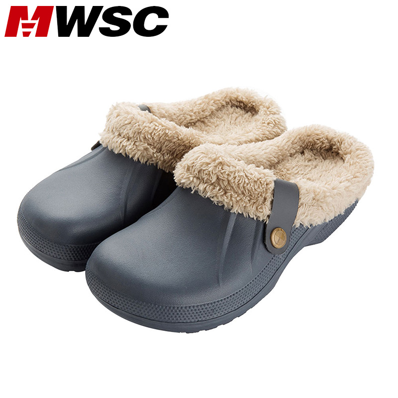 MWSC Woman House Slippers PU Leather Warm Fur Slippers Home Slipper Indoor Floor Shoes For Female Winter New Fashion Slippers