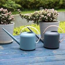 1.8L kwiat ogrodowy roślina konewka kryty owoce do podlewania Bonsai sukulenty narzędzia ogrodowe