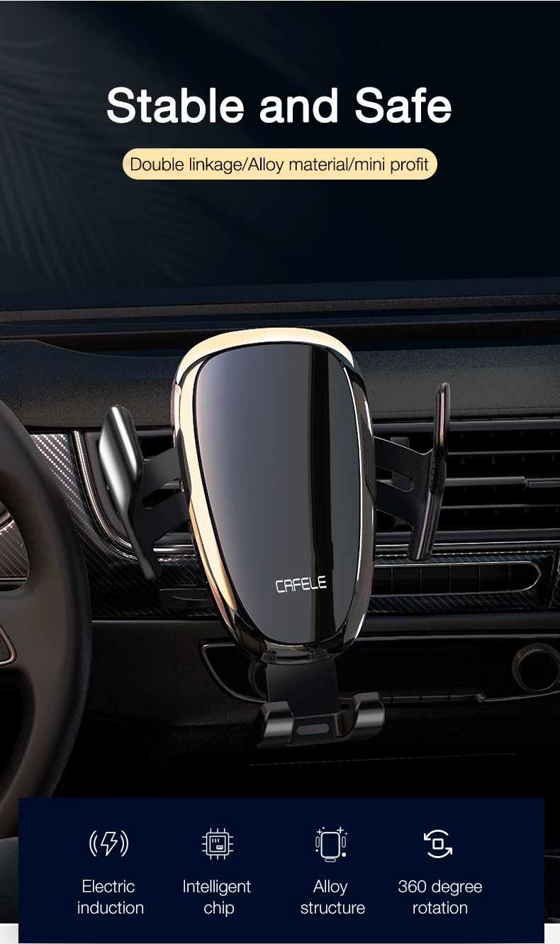 automatically car holder for phone  (4)