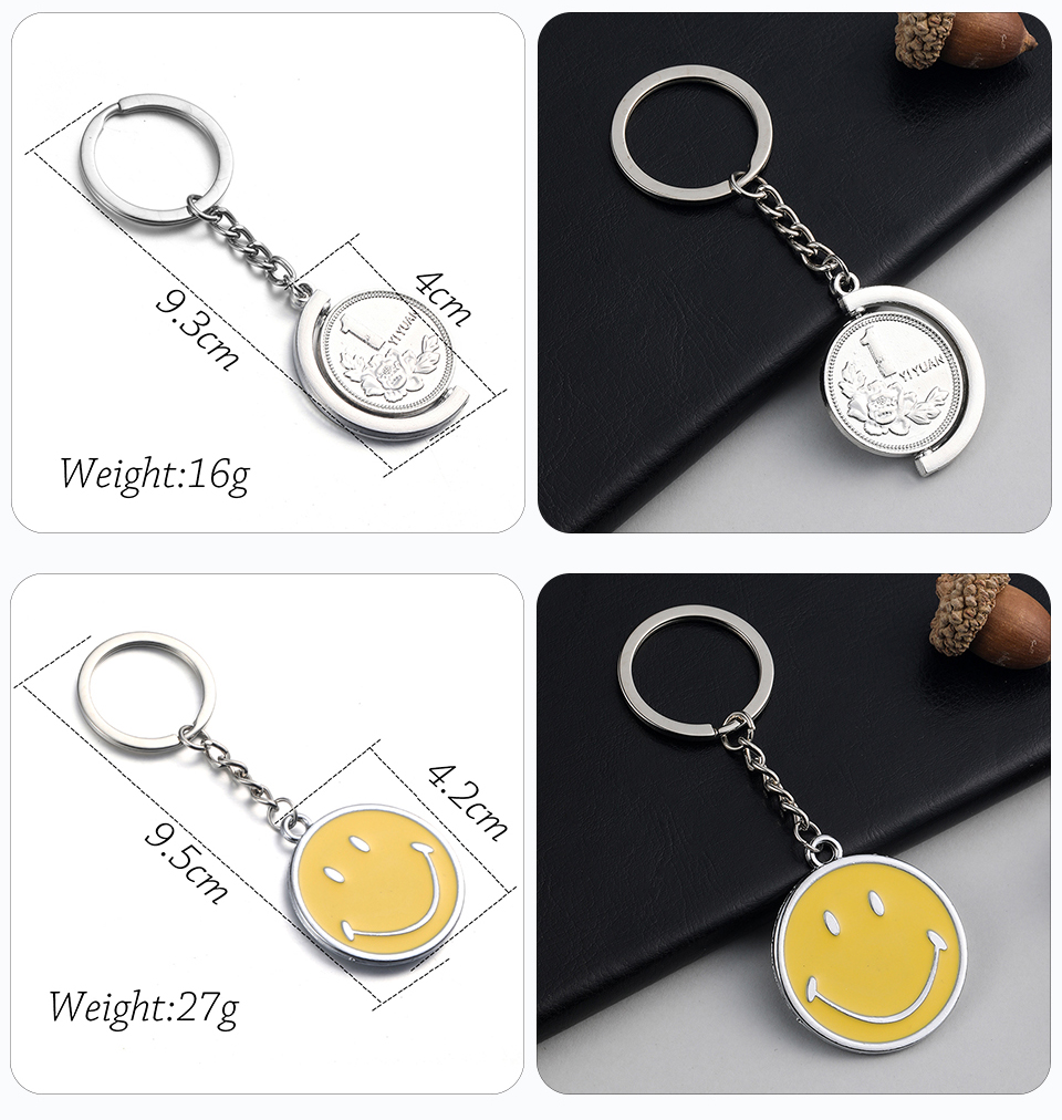 Cute Lovers' Couple Keys Keychains Gifts Mens Women Key Ring Adjustable Wrench Scorpion Marry Bullion Crab Smile Key Pendant Keys Chain Wholesale Dropshipping (79)