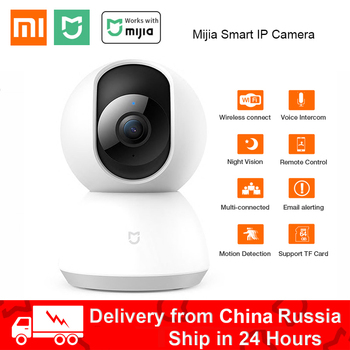 Xiaomi Mijia 360 camera Graden Smart HD WiFi Cam Nachtzicht Smart Camera CCTV WiFi Pan-tilt night Webcam For mi home app